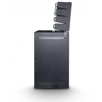 "LD Systems VA 4 - Dual 4"" Line Array Speaker #4"
