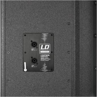 "LD Systems VA PS 215 SUB - Dual 15"" 4th Order Bandpass Subwoofer #2"