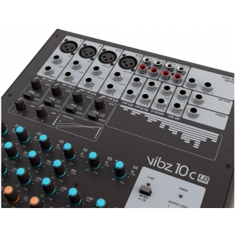 LD Systems VIBZ 10 C - 10 Channel Mixing Console with Compressor #5