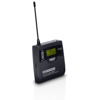 LD Systems WIN 42 BP - Bodypack transmitter for LD WIN 42 BPH wireless microphone system