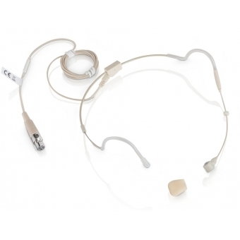LD Systems WS 100 Series - Headset beige-coloured