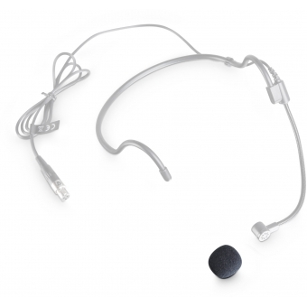 LD Systems WS 100 MH W - Windscreen for LDWS100MH1 Headset Microphone