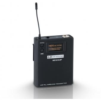 LD Systems Sweet SixTeen BP - Bodypack transmitter