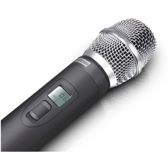 LD Systems WS 1G8 MC - Condenser handheld microphone #3