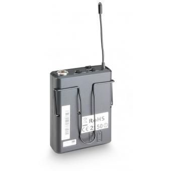 LD Systems WSECO 2 BPB 6 I - Belt pack transmitter #2