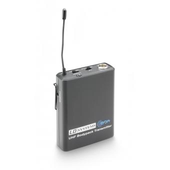LD Systems WSECO 2 BPB 6 I - Belt pack transmitter