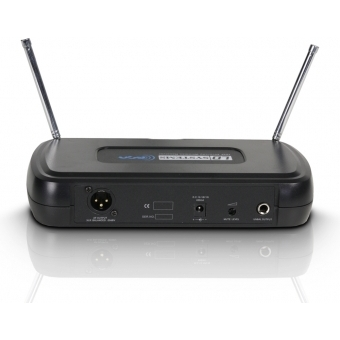 LD Systems ECO 2 BPH 3 - Wireless Microphone System with Belt Pack and Headset #2