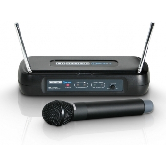 LD Systems ECO 2 HHD 1 - Wireless Microphone System with Dynamic Handheld Microphone