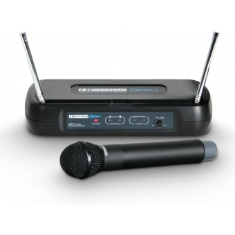 LD Systems ECO 2 HHD B6 II - dynamic handheld microphonewith Dynamic Hamicrophone system
