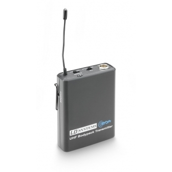LD Systems ECO 2X2 BPH 1 - Wireless Microphone System with 2 x Belt Pack and 2 x Headset #4