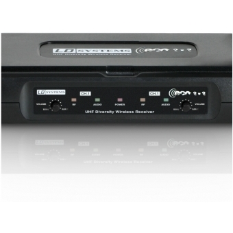 LD Systems ECO 2X2 R 1 - Double receiver #2