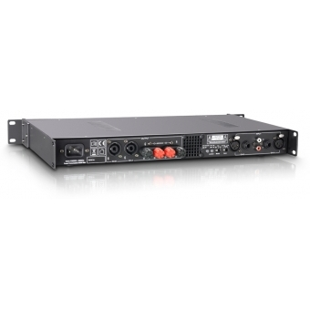 LD Systems XS 200 - PA Power Amplifier Class D 2 x 100 W 4 Ohms #2