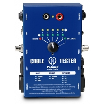 Palmer AHMCT 8 - Cable Tester #3