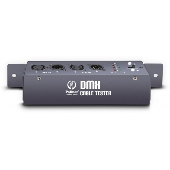 Palmer MCT DMX - 3-pin / 5-pin DMX and XLR Cable Tester #4