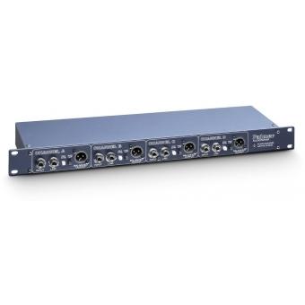 "Palmer PAN 03 - 19"" DI Box 4-Channel active"