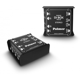 Palmer PAN 04 - DI Box 2-Channel passive #3