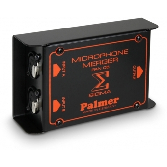 Palmer PAN 05 - Microphone Merger