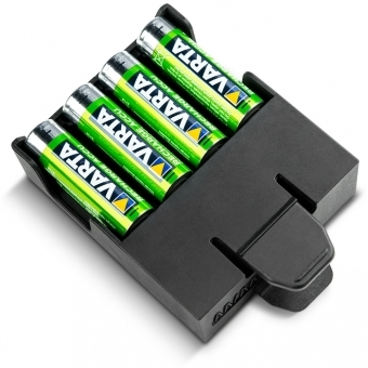 """Palmer BC400 AA V1 - Professional 19"""" Battery Charger with 16 Varta AA Batteries #9"""
