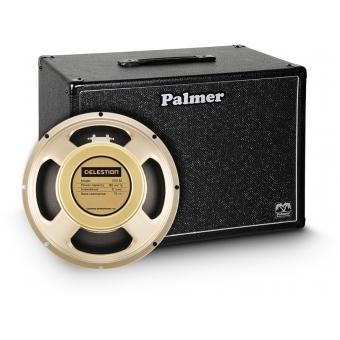"Palmer CAB 112 CRM B - Guitar Cabinet 1 x 12"" with Celestion Creamback Model 16 Ohm"