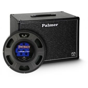 "Palmer CAB 112 REX - Guitar Cabinet 1 x 12"" with Eminence Cannabis Rex 8 Ohms"
