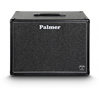 "Palmer CAB 112 RWB - Guitar Cabinet 1 x 12"" with Eminence Red White and Blues 8 Ohms #2"
