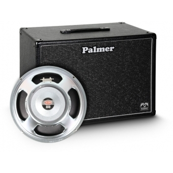 "Palmer CAB 112 S80 - Guitar Cabinet 1 x 12"" with Celestion Seventy 80 8 Ohms"
