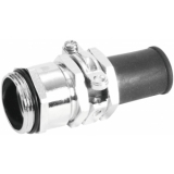 ACCESSORY Cable Fitting w/Rub.Bushing PG21 18-20mm