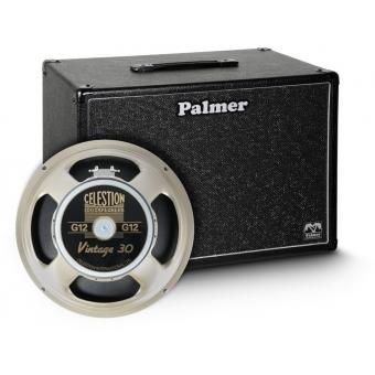 "Palmer CAB 112 V30 B - Guitar Cabinet 1 x 12"" with Celestion Vintage 30 16 Ohms"