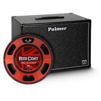 "Palmer CAB 112 WIZ - Guitar Cabinet 1 x 12"" with Eminence Wizard 8 Ohms"