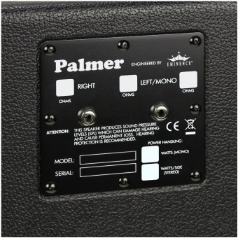 Palmer CAB 212 B - 2 x 12 Empty Guitar Cabinet Open Back #6
