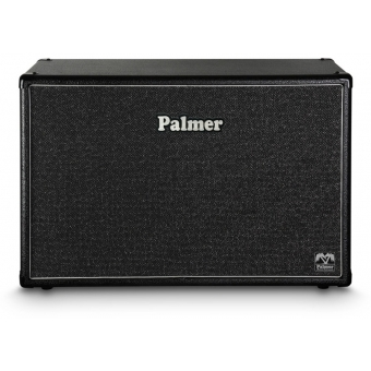 "Palmer CAB 212 GBK - Guitar Cabinet 2 x 12"" with Celestion G 12 M Greenback 8/16 Ohms #2"