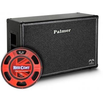 "Palmer CAB 212 GOV OB - Guitar Cabinet 2 x 12"" with Eminence Governor 8/16 Ohm Open Back"