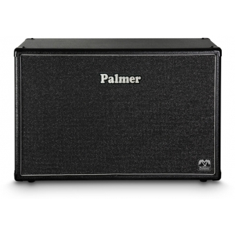 """Palmer CAB 212 REX OB - Guitar Cabinet 2 x 12"""" with Eminence Cannabis Rex 8/16 Ohm Open Back #2"""