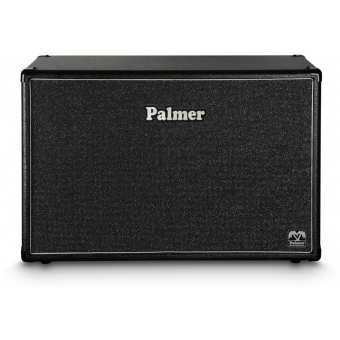 "Palmer CAB 212 RWB OB - Guitar Cabinet 2 x 12"" with Eminence Red White and Blues 4/8 Ohm Open Back #2"