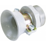 ILME Circular Metal Screw Connection PG 21