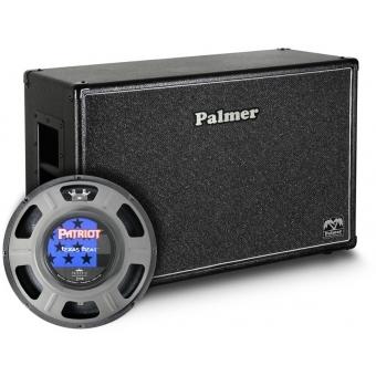 "Palmer CAB 212 TXH - Guitar Cabinet 2 x 12"" with Eminence Texas Heat 8/16 Ohms"