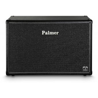 "Palmer CAB 212 TXH OB - Guitar Cabinet 2 x 12"" with Eminence Texas Heat 8/16 Ohm Open Back #2"