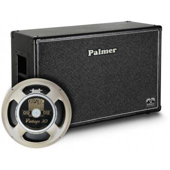 """Palmer CAB 212 V30 - Guitar Cabinet 2 x 12"""" with Celestion Vintage 30  8/16 Ohms"""