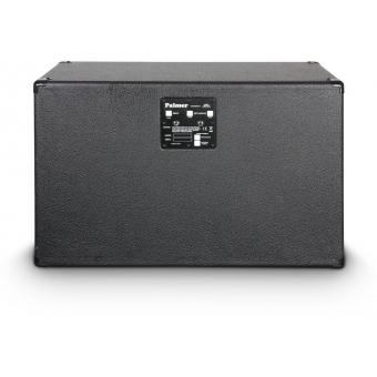 "Palmer CAB 212 V30 GBK - Guitar Cabinet 2 x 12"" with Celestion Vintage 30 and Greenback 8/16 Ohms #3"