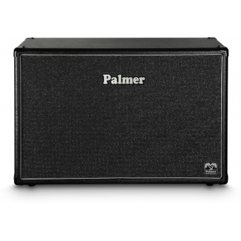 """Palmer CAB 212 WIZ OB - Guitar Cabinet 2 x 12"""" with Eminence Wizard 8/16 Ohm Open Back #2"""