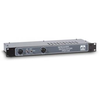 Palmer PDI 03 - Speaker Simulator with Loadbox 8 Ohms #3