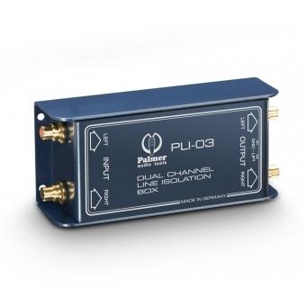 Palmer LI 03 - Line Isolation Box 2 Channel