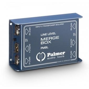 Palmer MB L - Dual Channel Line Merger Passive
