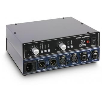 Palmer MB L A - Dual Channel Line Merger Active #3