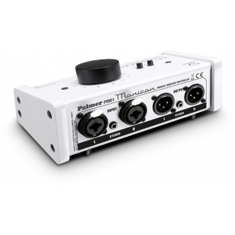 Palmer MONICON® W - Passive Monitor Controller White Limited Edition #2