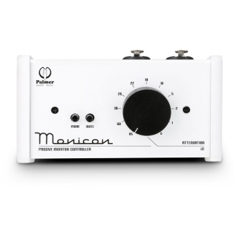 Palmer MONICON® W - Passive Monitor Controller White Limited Edition #3