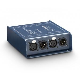 Palmer MS 02 - Dual Channel Microphone Splitter #3