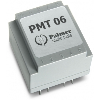 Palmer MT 06 - Balancing Split Transformer for Line Levels