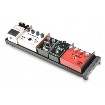 Palmer PEDALBAY® 50 S - Lightweight Compact Pedalboard with Protective Softcase 50 cm #4