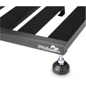 Palmer PEDALBAY® 60 - Lightweight Variable Pedalboard with Protective Softcase 60 cm #4